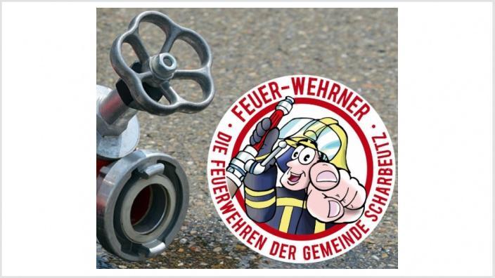 """Internetseite der Jugendfeuerwehr der Gemeinde Scharbeutz, Slogan:""""Wir wollen dich in unserem Team derFreiwilligen Feuerwehr!"""" Nachwuchs dreht auf!!"""